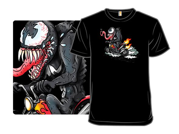 Spider Fink T Shirt