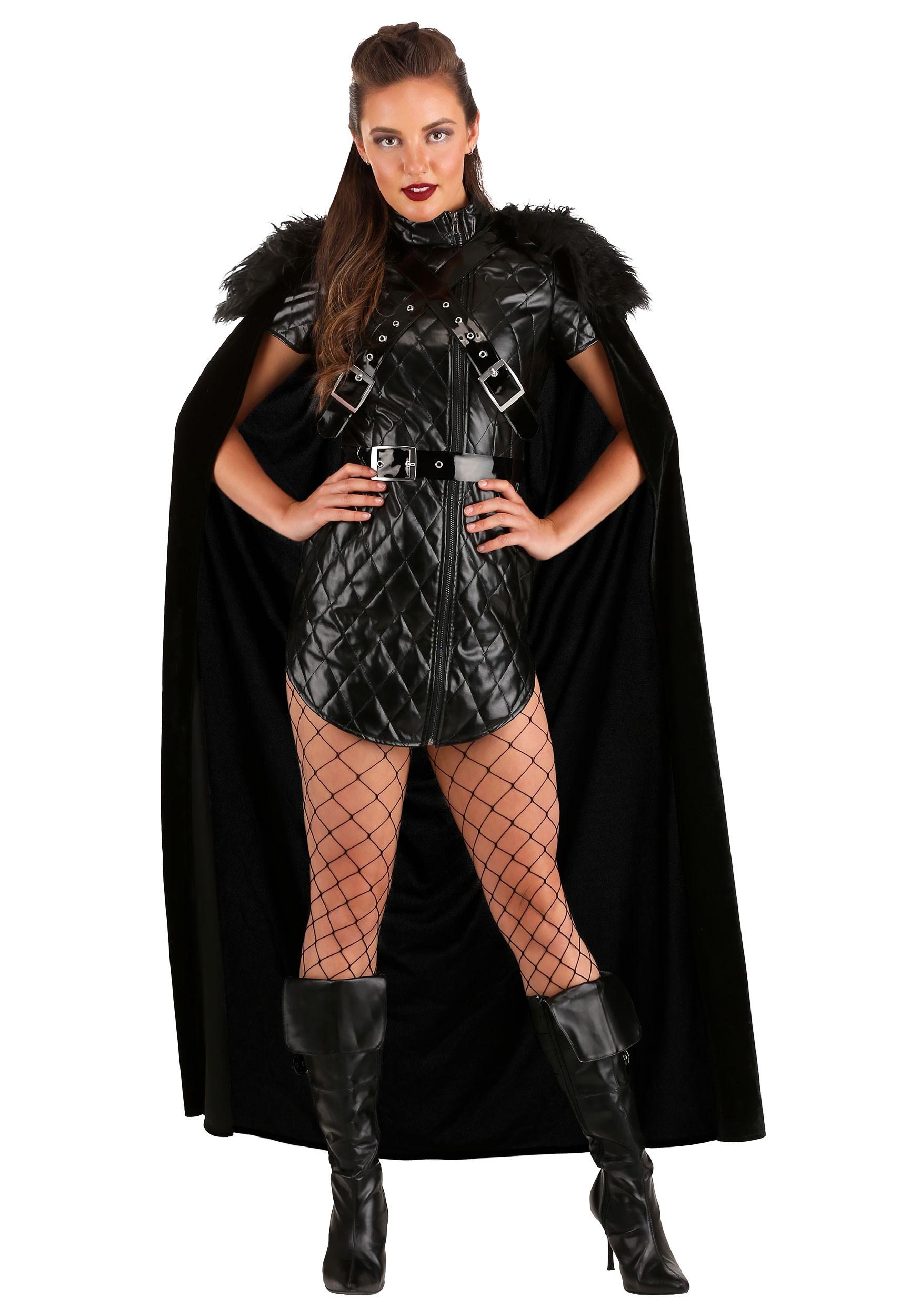 Snow King Costume for Women