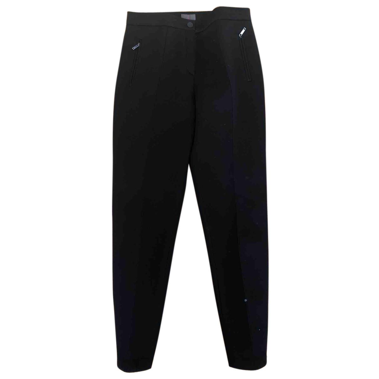 - Pantalon   pour femme - noir