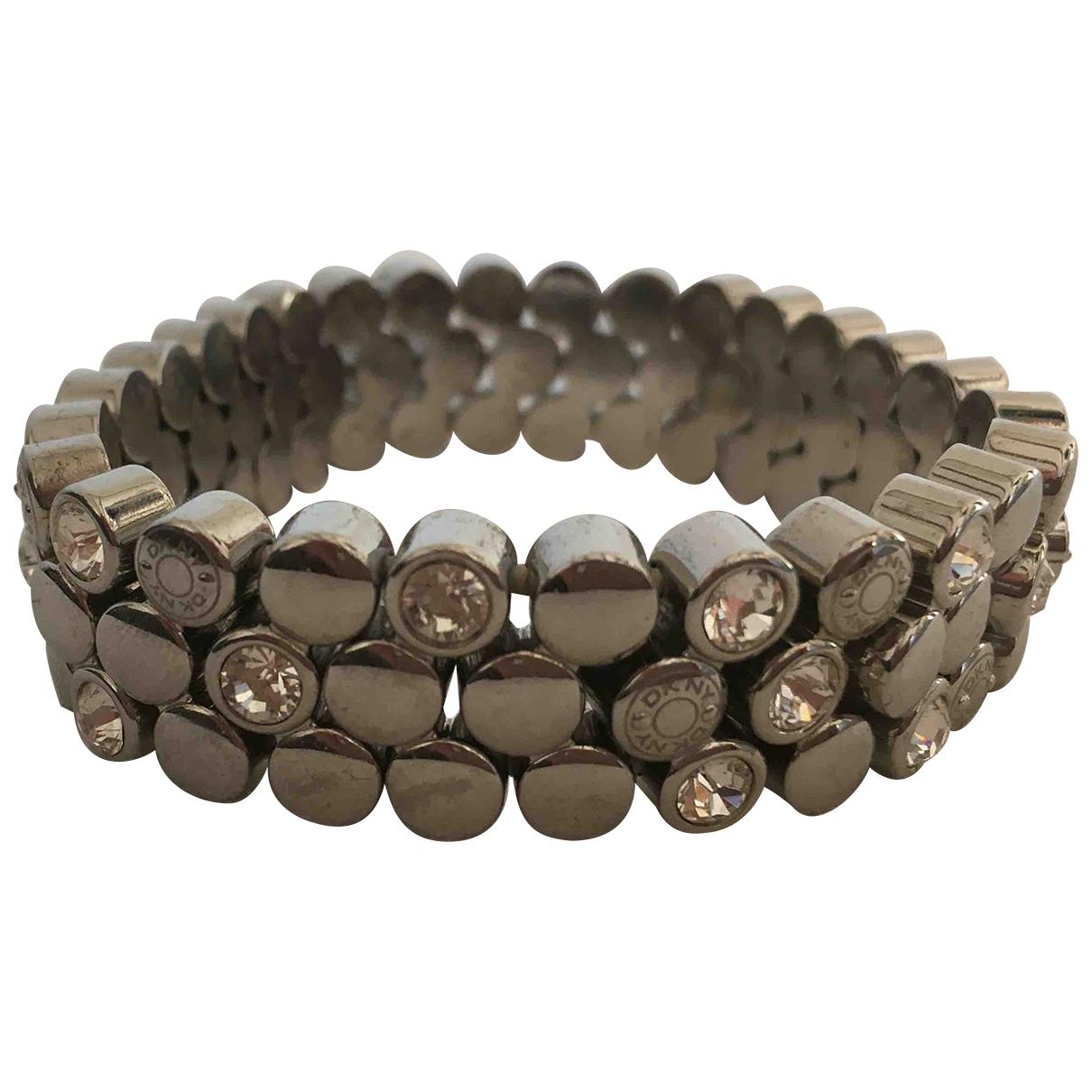 Dkny - Bracelet   pour femme en acier - argente