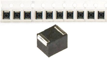 TDK , NLV-PF, 1210 (3225M) Wire-wound SMD Inductor 8.2 μH ±5% Wire-Wound 170mA Idc Q:30 (25)