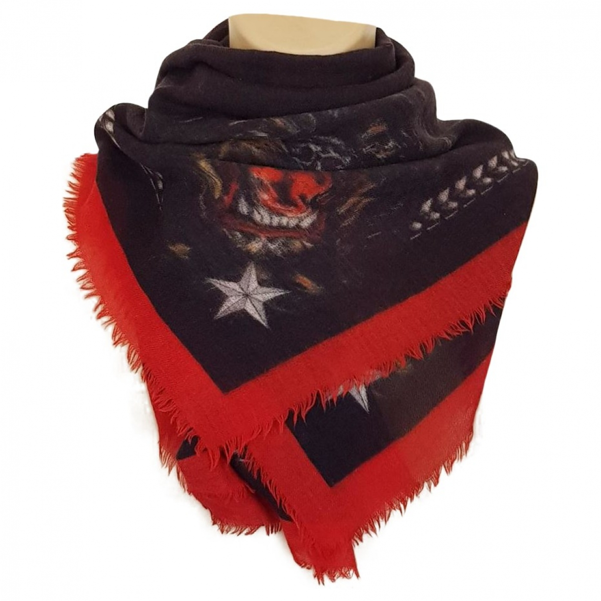 Givenchy \N Multicolour Cashmere scarf for Women \N
