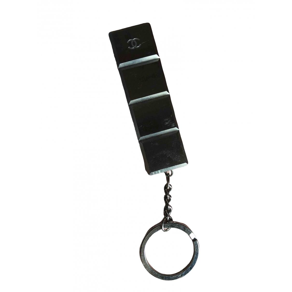 Chanel \N Accessoires in  Grau Metall