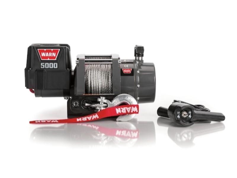 Warn Industries 99963 DC5000 Utility Winch
