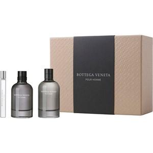Bottega Veneta Parfums pour hommes Pour Homme Gift set Eau de Toilette Spray 90 ml + Eau de Toilette Spray 10 ml + After Shave Balm 100 ml 1 Stk.