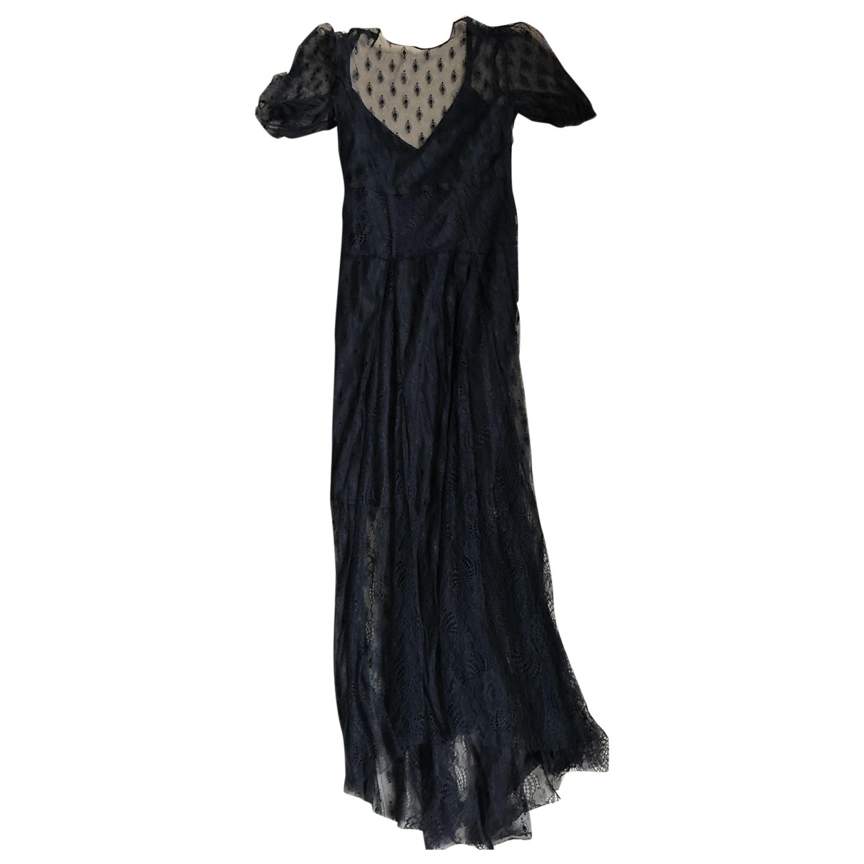 Maje \N Black Lace dress for Women 1 0-5