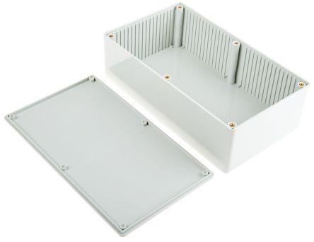 Hammond 1591, Grey ABS Enclosure, IP54, 191 x 110 x 61mm