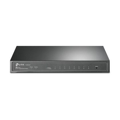 JetStream 8-Port Gigabit Smart Switch - TP-LINK®
