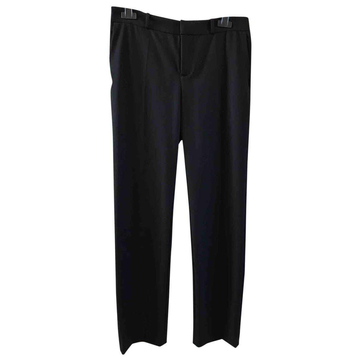 Les Petites \N Black Trousers for Women 38 FR