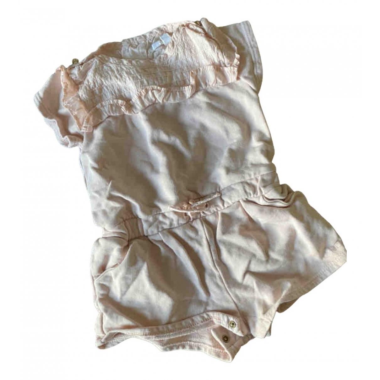 Chloe - Les ensembles   pour enfant en coton - rose