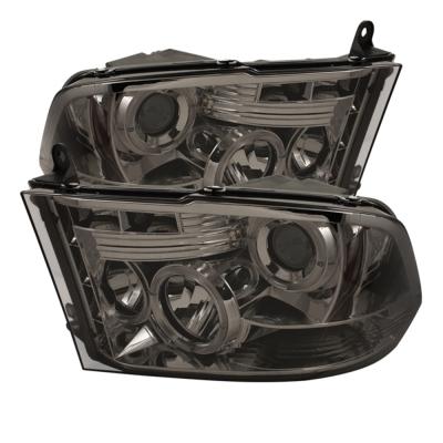 Spyder Auto Group Halo LED Projector Headlights (Black) - 5010056