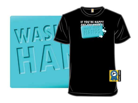 If You're Happy And You Know It T Shirt