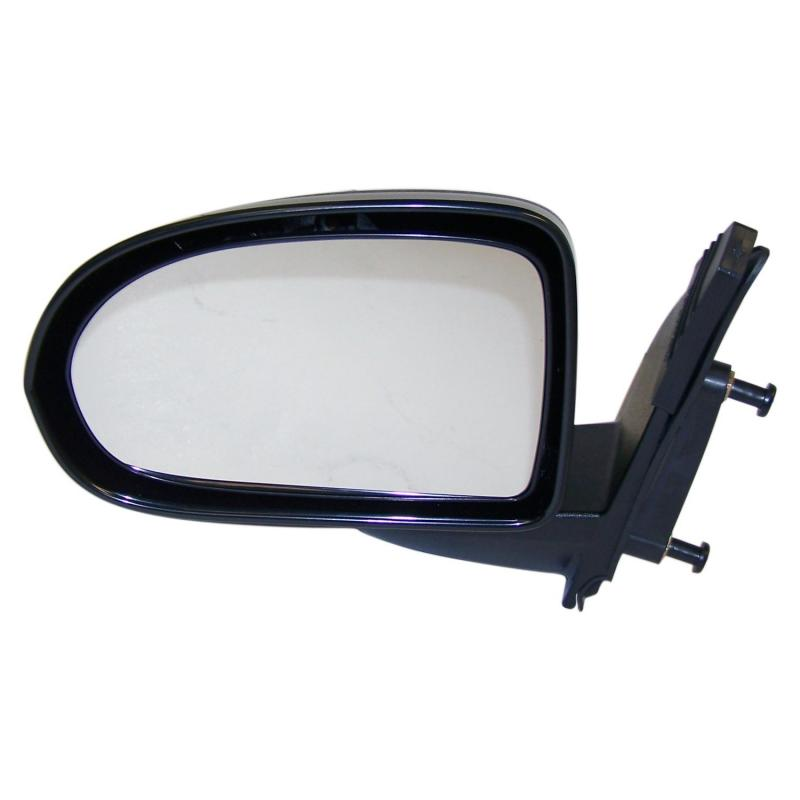 Crown Automotive 5115041AF Jeep Replacement Leftt Manual Folding Mirror for 2007-2017 Jeep MK Compass Jeep Compass Left 2007-2021