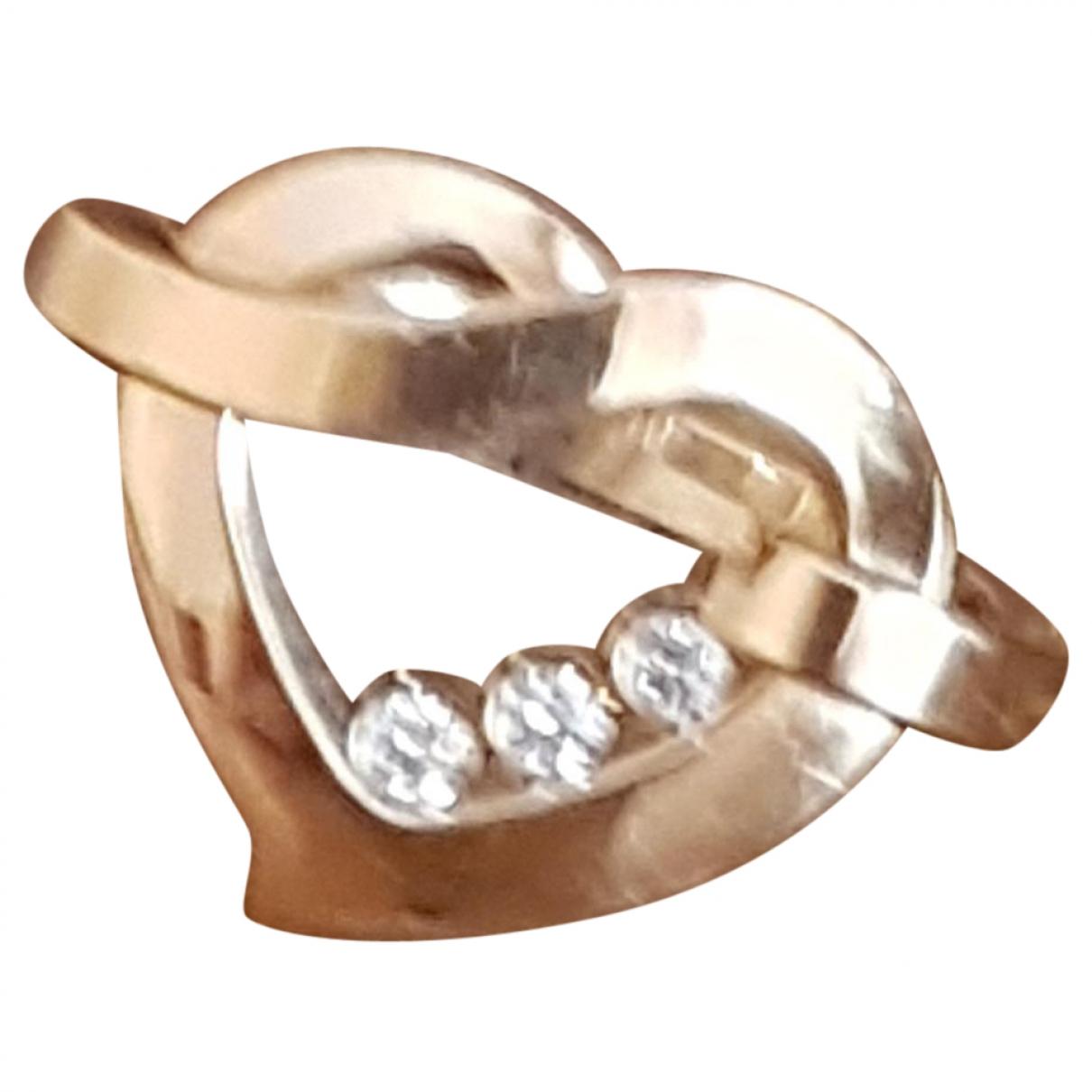 Chopard - Bague Happy Diamonds pour femme en or rose - rose