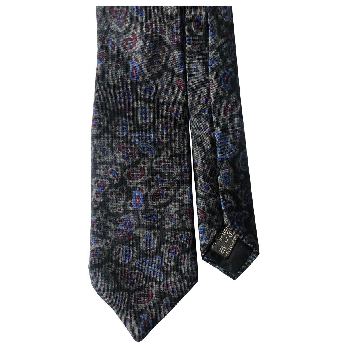 Ermenegildo Zegna - Cravates   pour homme en soie