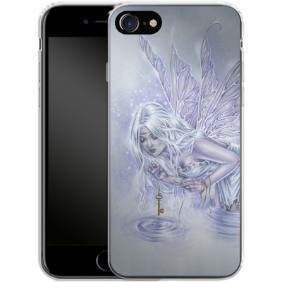 Apple iPhone 7 Silikon Handyhuelle - Fishing For Riddles von Selina Fenech