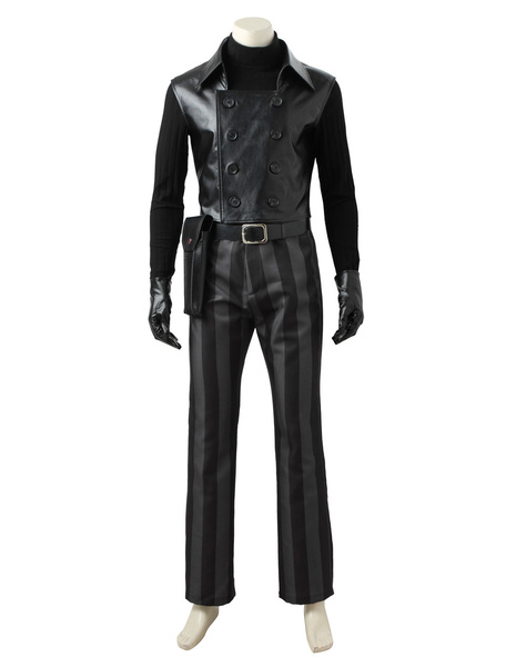 Milanoo Marvel Comics Spiderman Noir Eyes Without A Face Marvel Comic Carnival Cosplay Costume