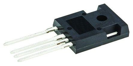 Toshiba N-Channel MOSFET, 61.8 A, 600 V, 4-Pin TO-247  TK62Z60X,S1F(S