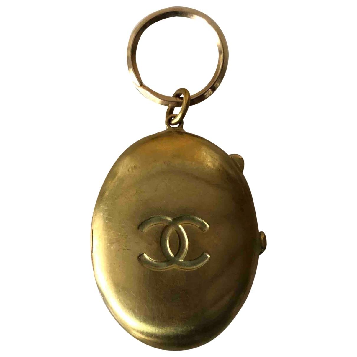 Chanel - Petite maroquinerie   pour femme en autre - dore