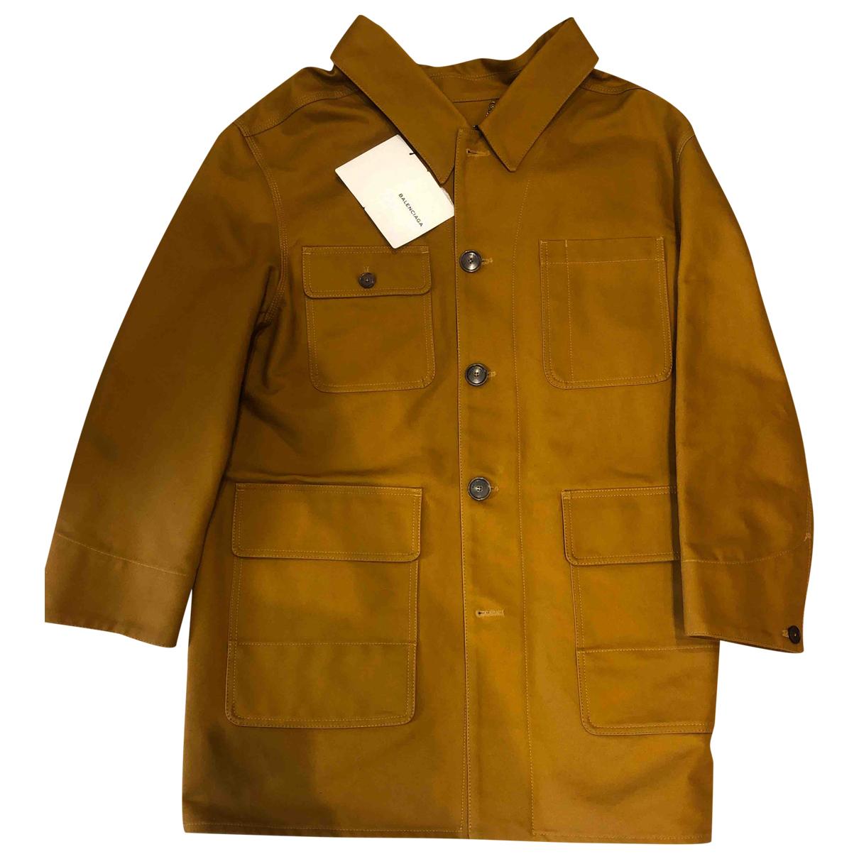Balenciaga - Vestes.Blousons   pour homme en denim - beige