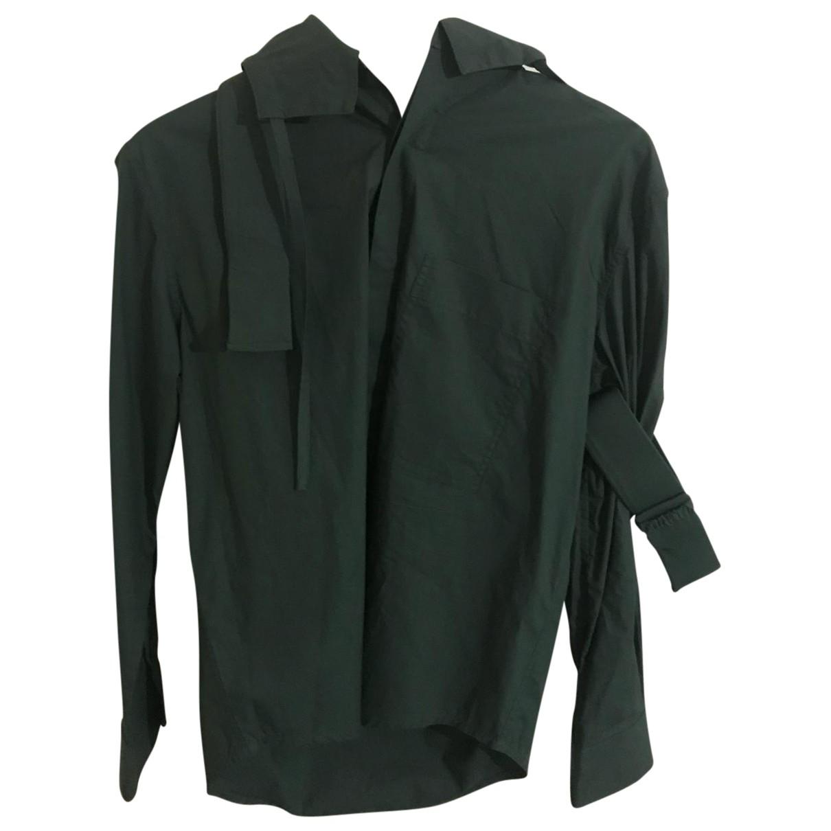 Craig Green - Chemises   pour homme en coton - vert