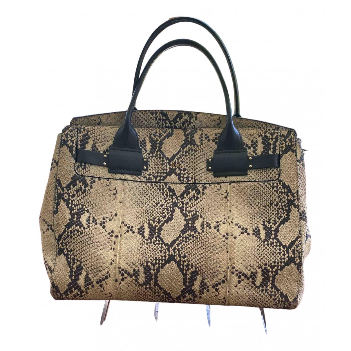 Furla \N Multicolour Leather handbag for Women \N