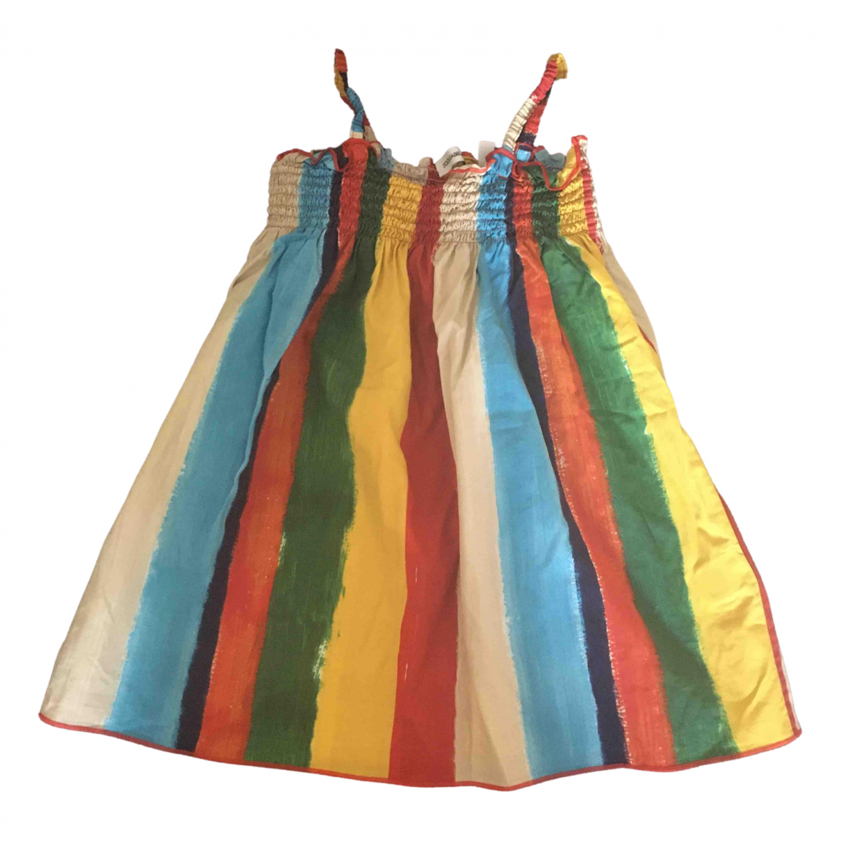Dolce & Gabbana \N Multicolour Cotton dress for Kids 18 months - up to 81cm FR
