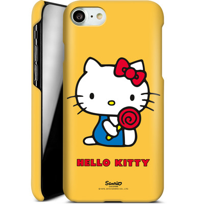 Apple iPhone 7 Smartphone Huelle - Hello Kitty Lollipop von Hello Kitty