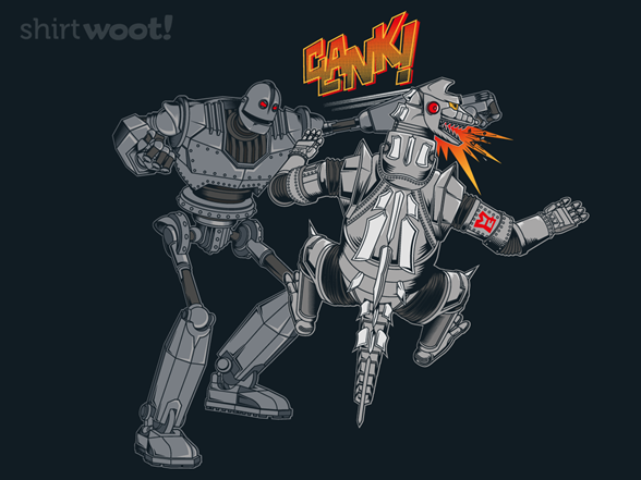 Giant Clank T Shirt