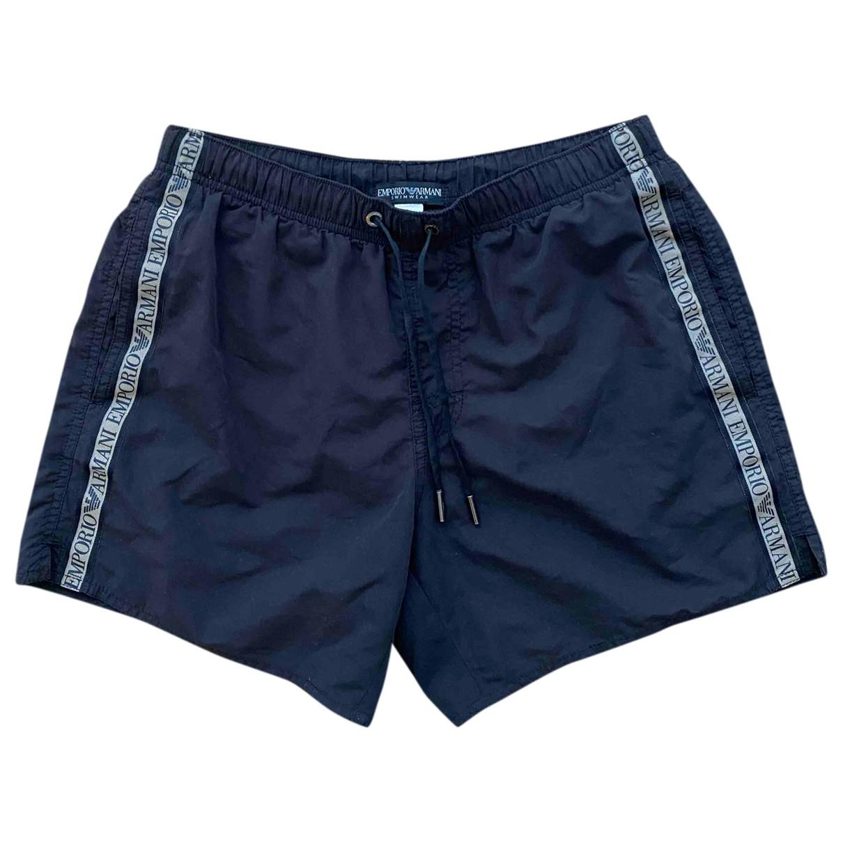 Emporio Armani N Black Swimwear for Men S International