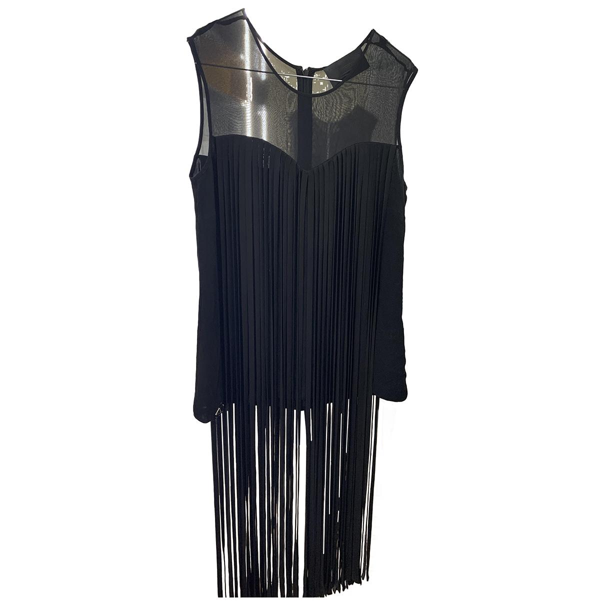 Philipp Plein - Top   pour femme en soie - noir