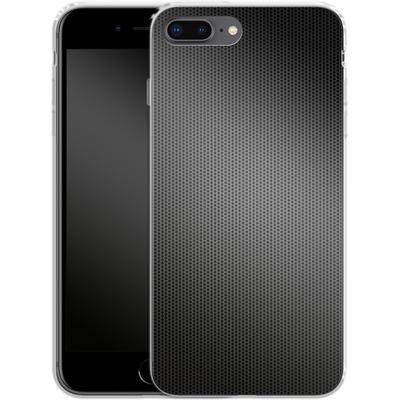 Apple iPhone 7 Plus Silikon Handyhuelle - Carbon II von caseable Designs