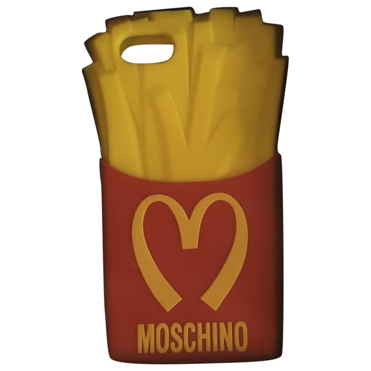 Moschino - Accessoires   pour lifestyle - jaune