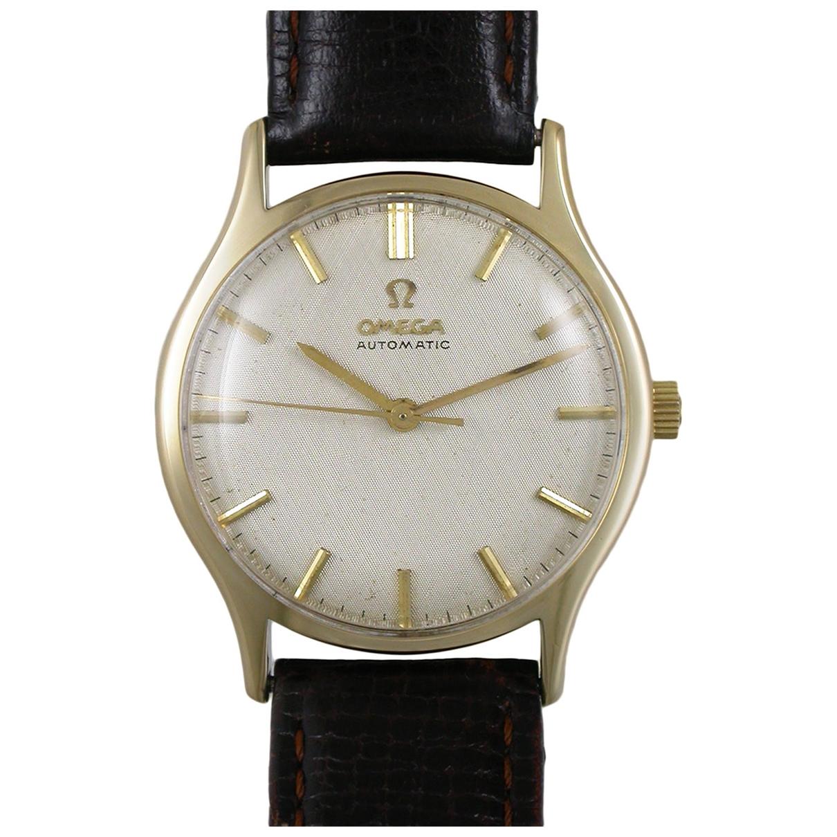 Relojes de Oro amarillo Omega
