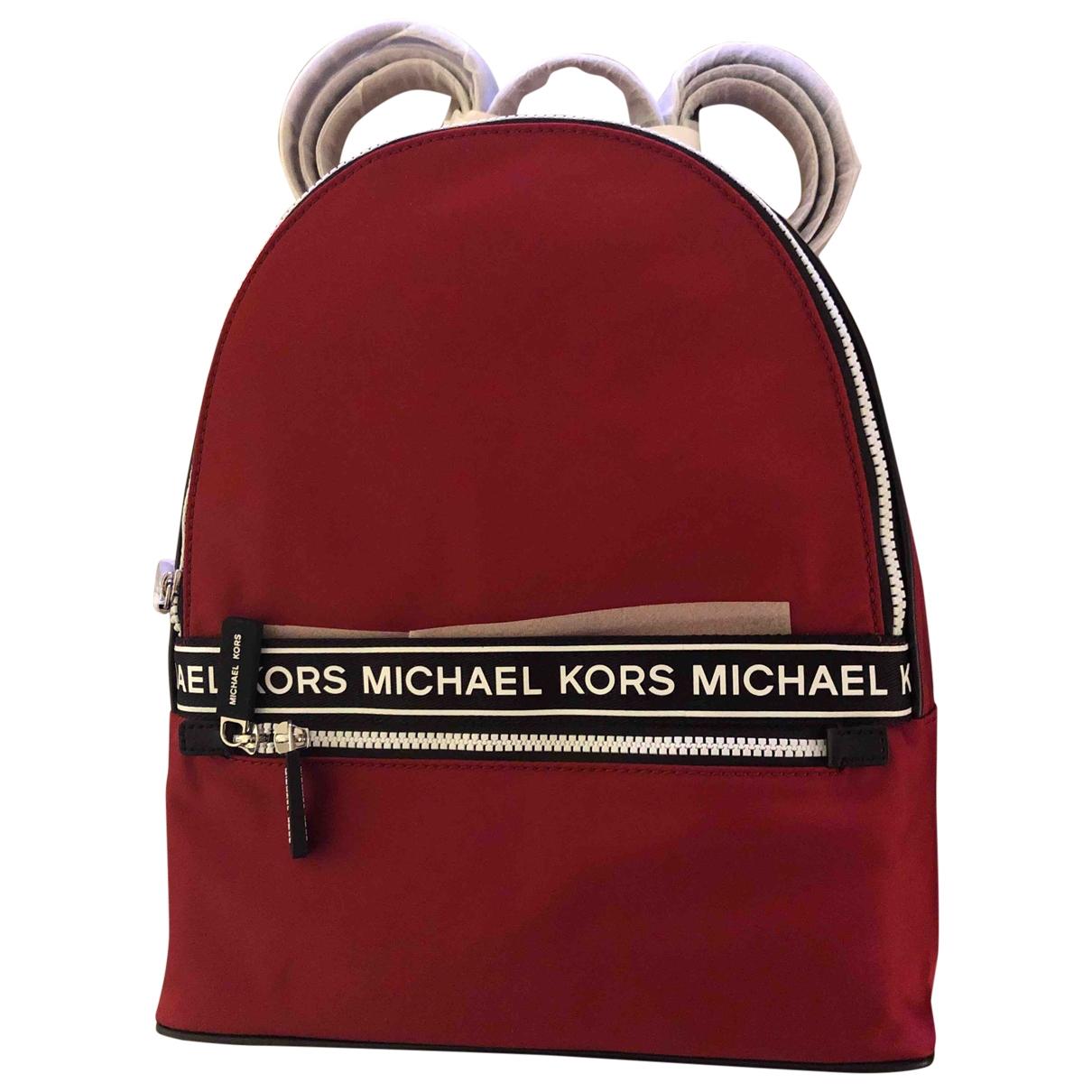 Michael Kors \N Rucksaecke in  Rot Polyester