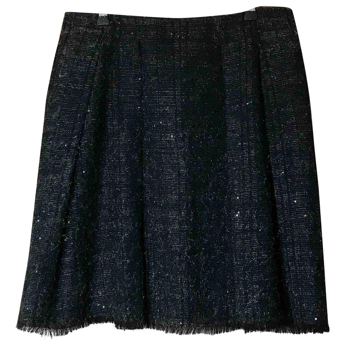 Burberry \N Rocke in  Schwarz Wolle
