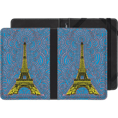 tolino shine 2 HD eBook Reader Huelle - Eiffel Tower von Kaitlyn Parker