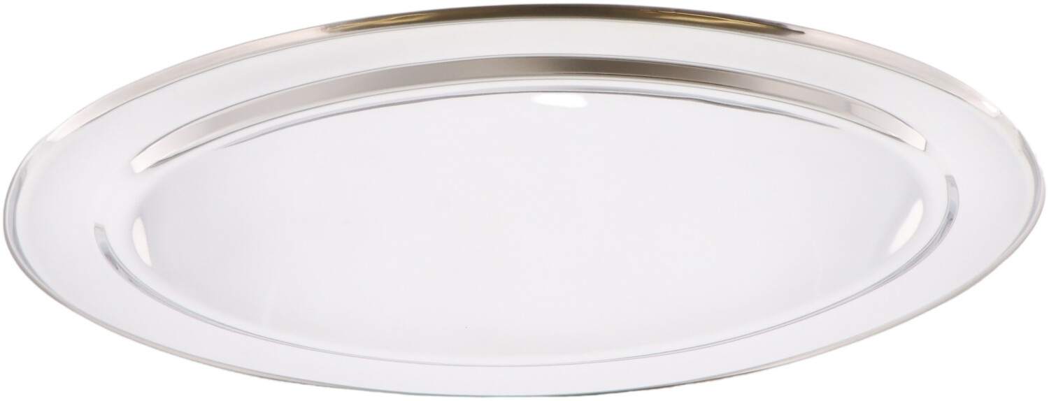 Oneida J0012771A Noblesse Oval S/S 24&Quot; Meat Platter