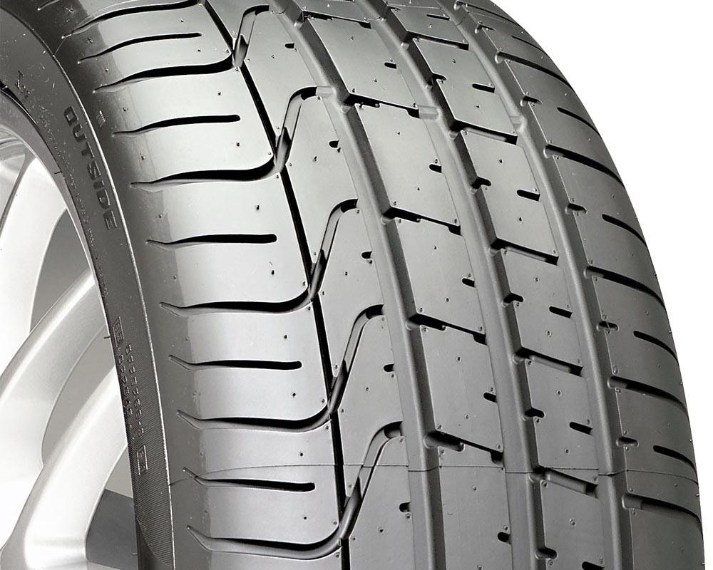 Pirelli 2528800 P Zero Tire 255/55 R19 111W XL BSW JA