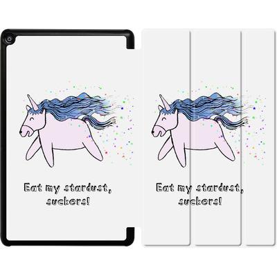 Amazon Fire HD 10 (2018) Tablet Smart Case - Eat my stardust von caseable Designs