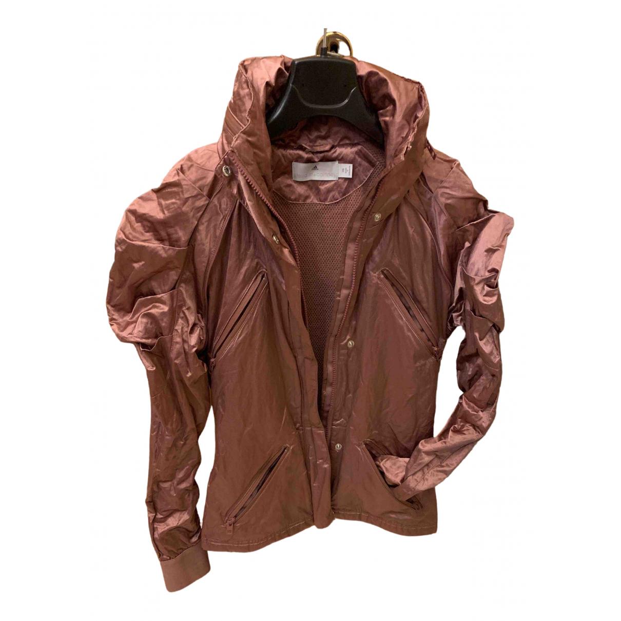 Stella Mccartney Pour Adidas - Veste   pour femme - rose