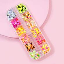 1box Sequin Nail Art Decoration