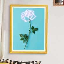 Diamand Malerei mit Rose Muster