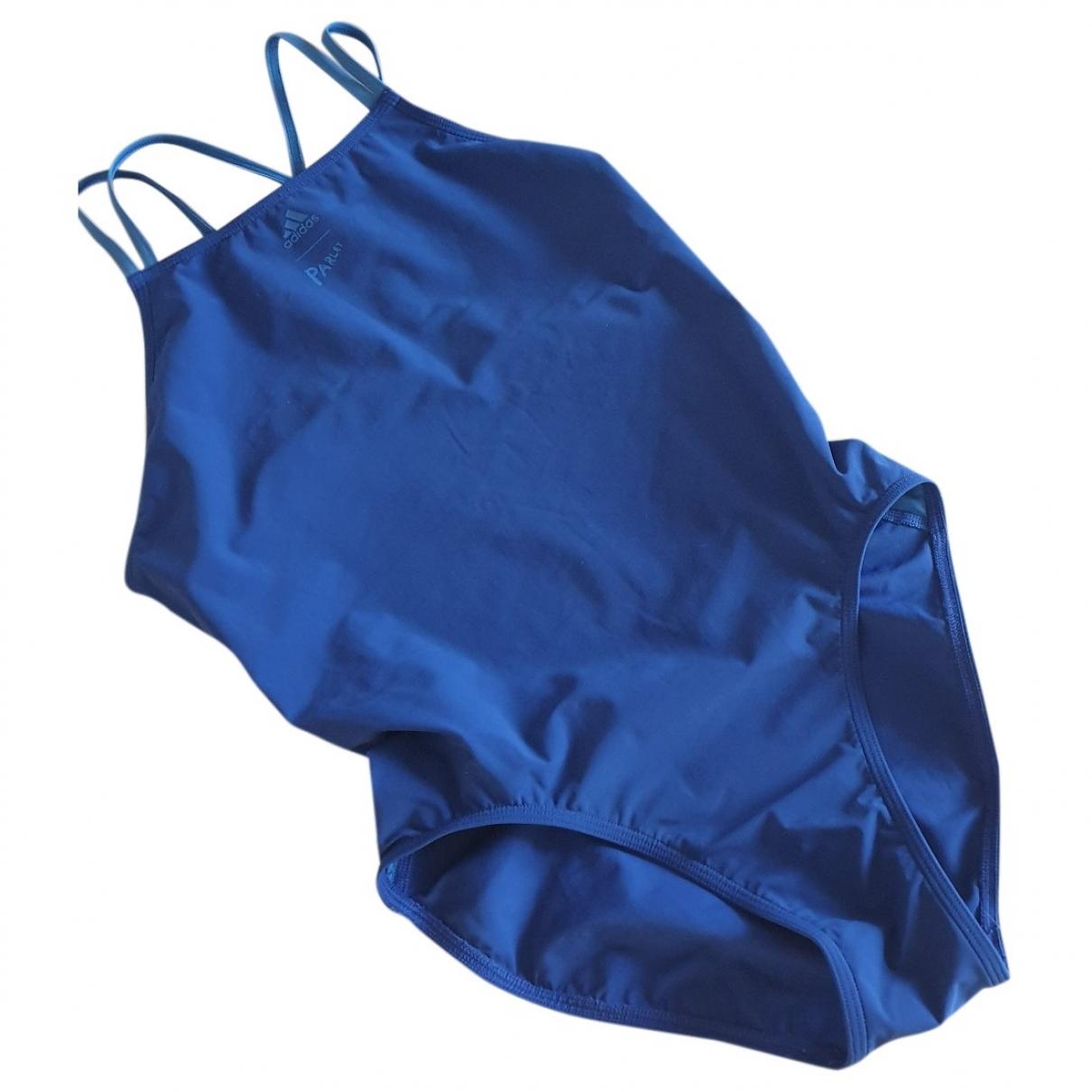 Adidas \N Blue Swimwear for Women 38 FR