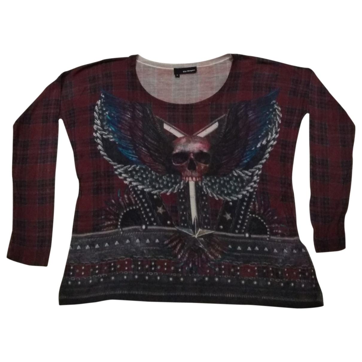 The Kooples \N Burgundy Knitwear for Women M International