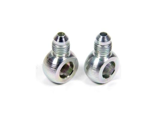 Aeroquip FCM2940 Universal #4 To 7/16 Banjo Steel Brake Adapter