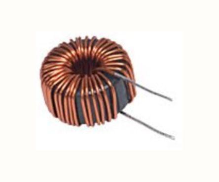 Tamura 100 μH ±25% Ferrite Coil Inductor, 20A Idc, 9mΩ Rdc, NAC-20