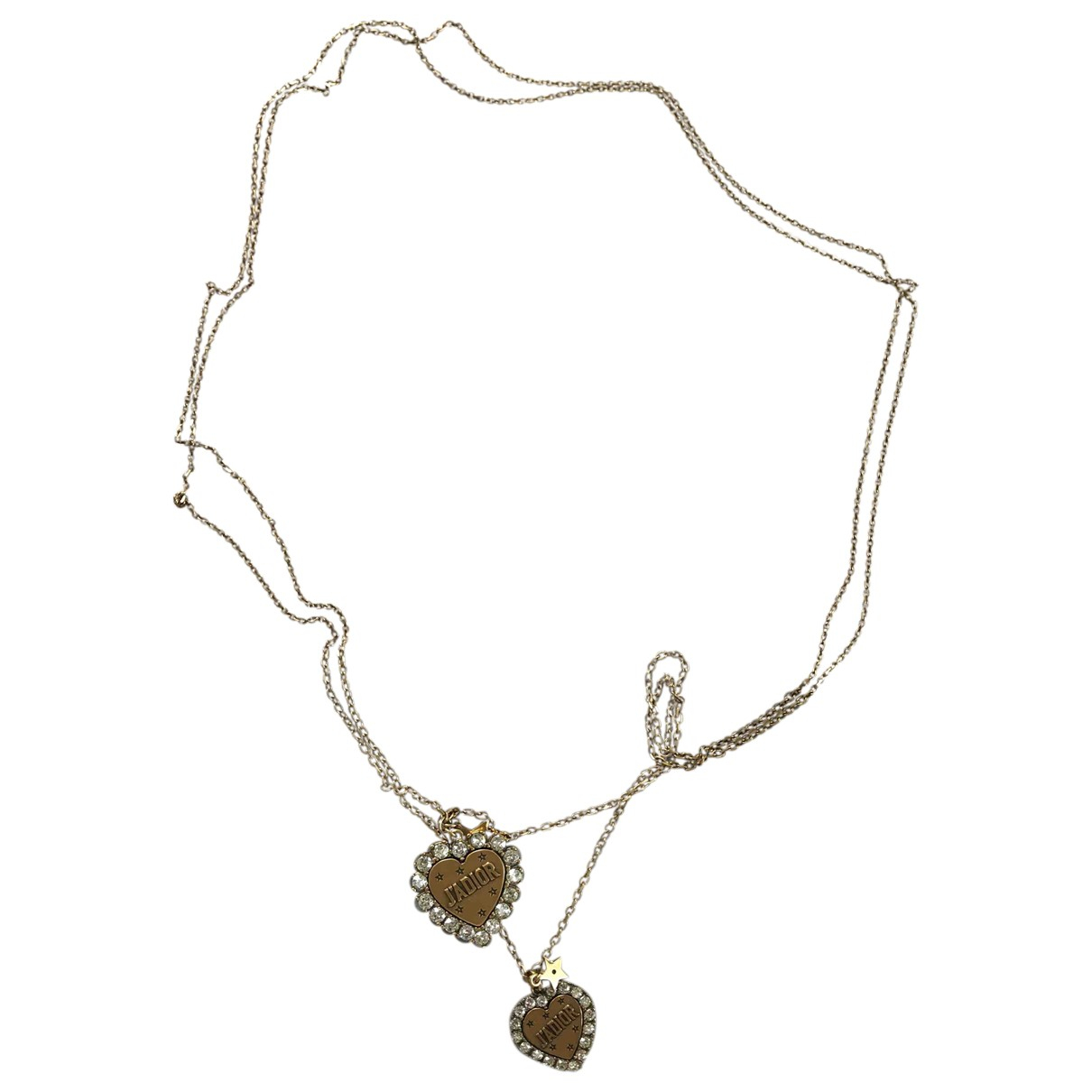 Dior \N Multicolour Metal necklace for Women \N