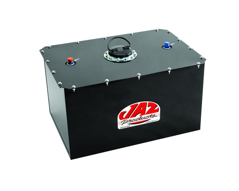 JAZ 281-132-01 32-Gallon Black Pro Sport Fuel Cell 45-Degree 2.25