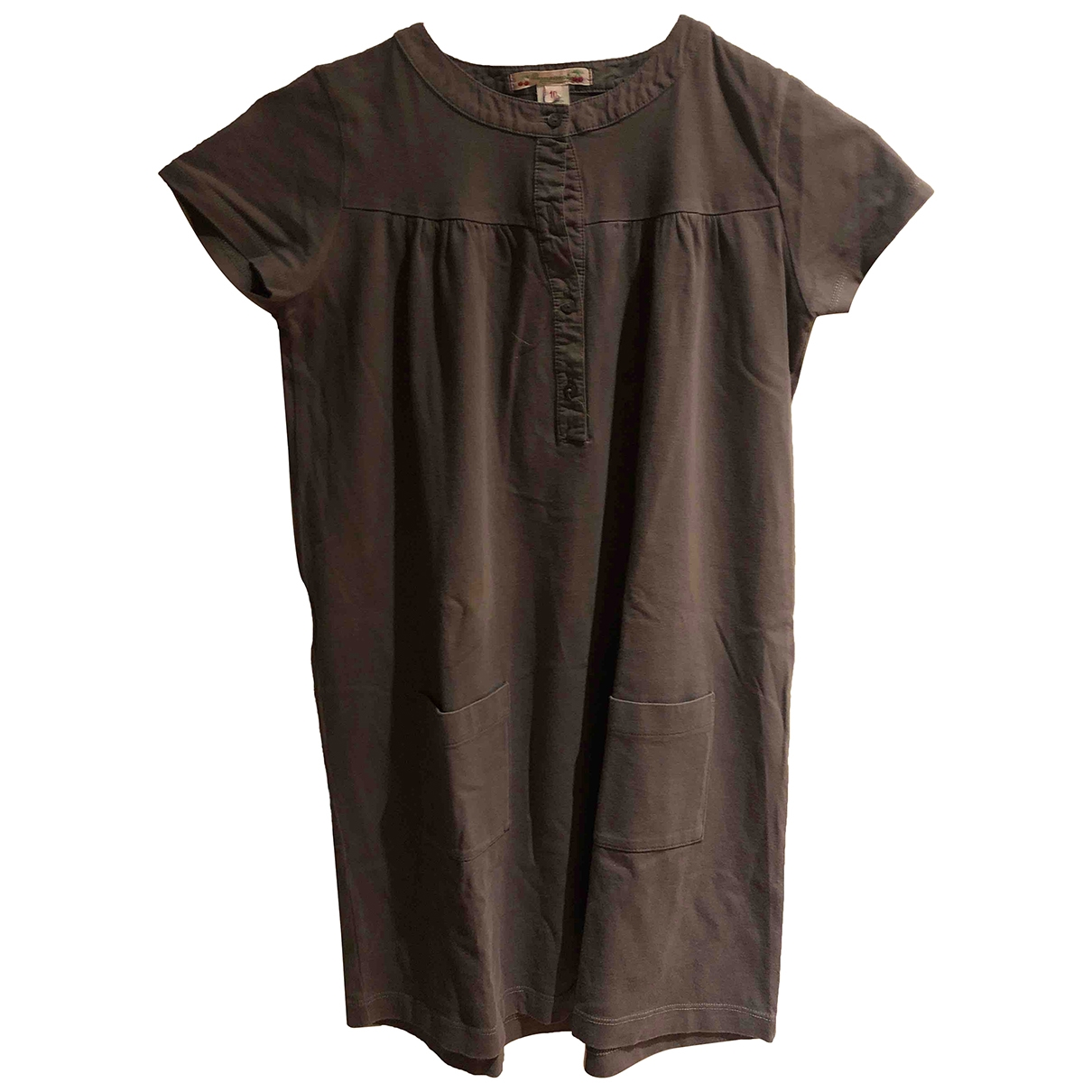 Bonpoint \N Anthracite Cotton dress for Kids 10 years - up to 142cm FR
